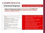 competence b