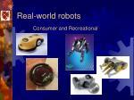 real world robots4