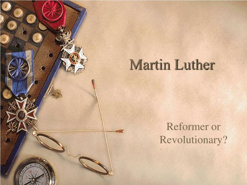 martin luther l.
