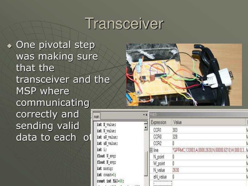 Transceiver