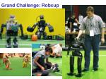 grand challenge robcup