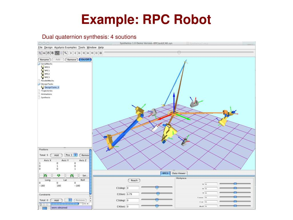Example: RPC Robot