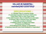 villas in nainital nainital@9212255755@3
