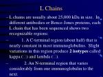 l chains