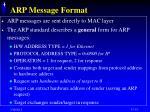 arp message format15