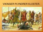 vikinger plyndrer kloster