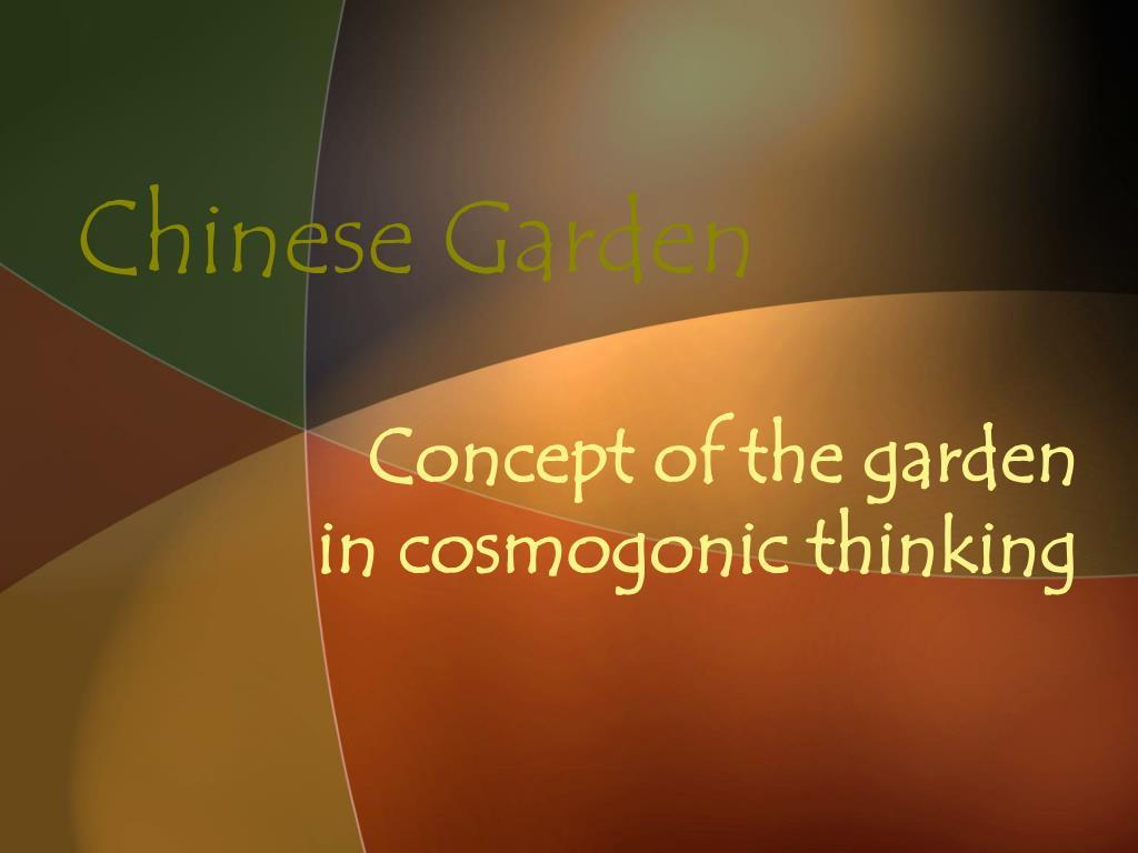 chinese garden l.
