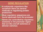 gene regulation20