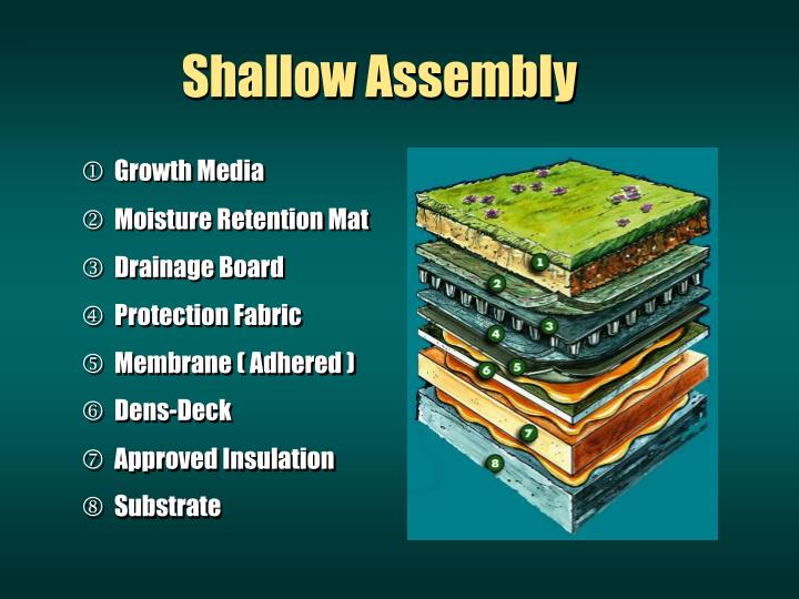 Shallow Assembly