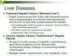 liver diseases8