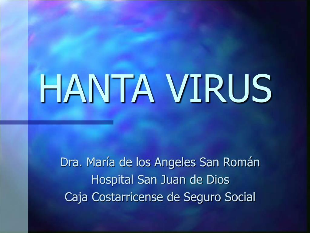 hanta virus l.