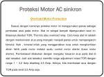 proteksi motor ac sinkron13
