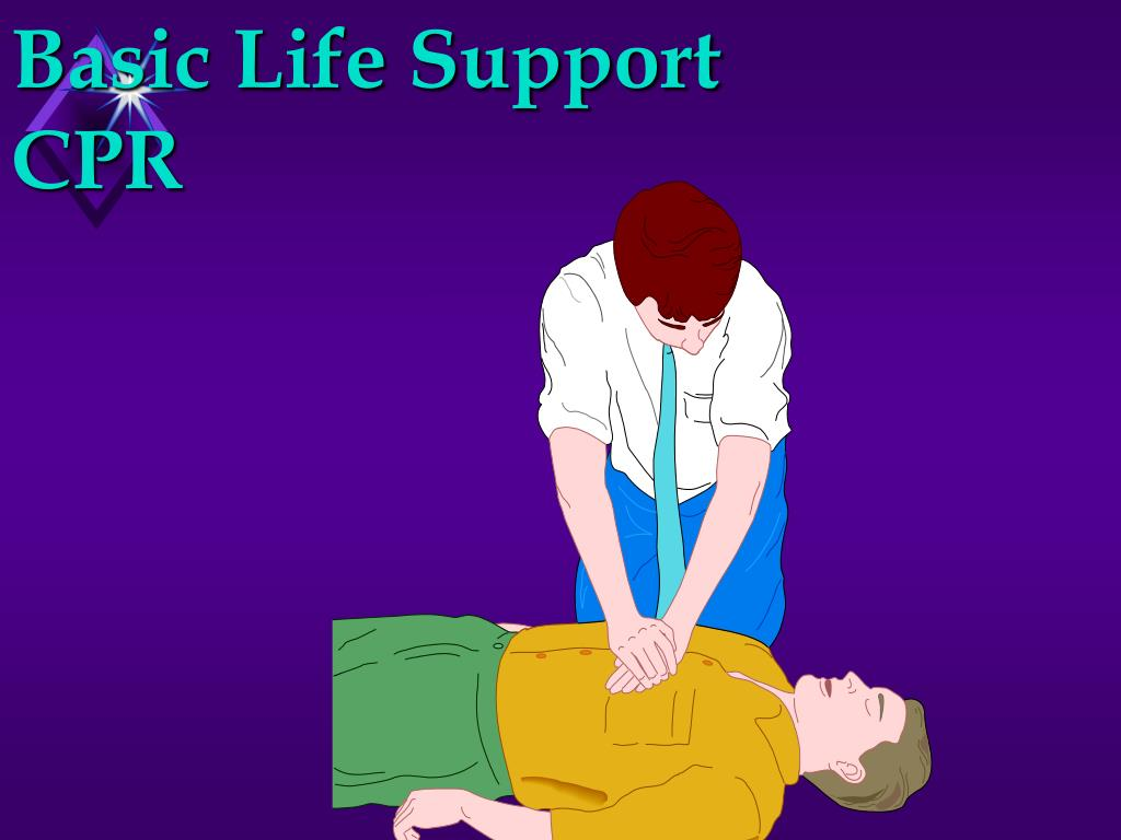 basic life support cpr l.