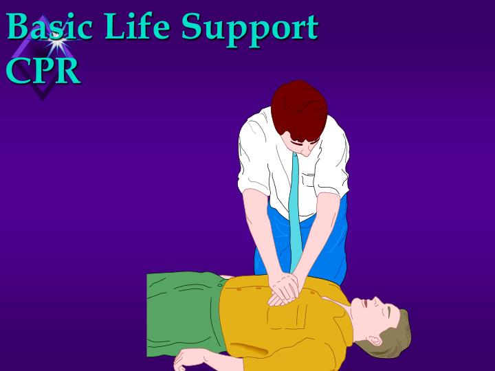 basic life support cpr n.