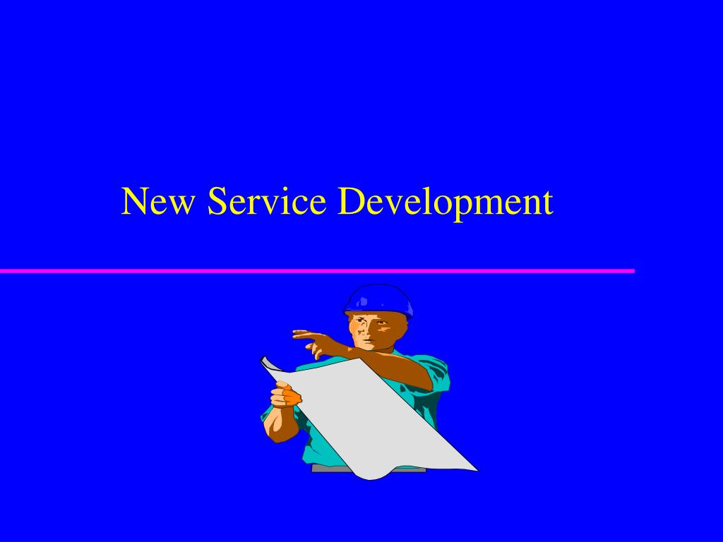 new service development l.