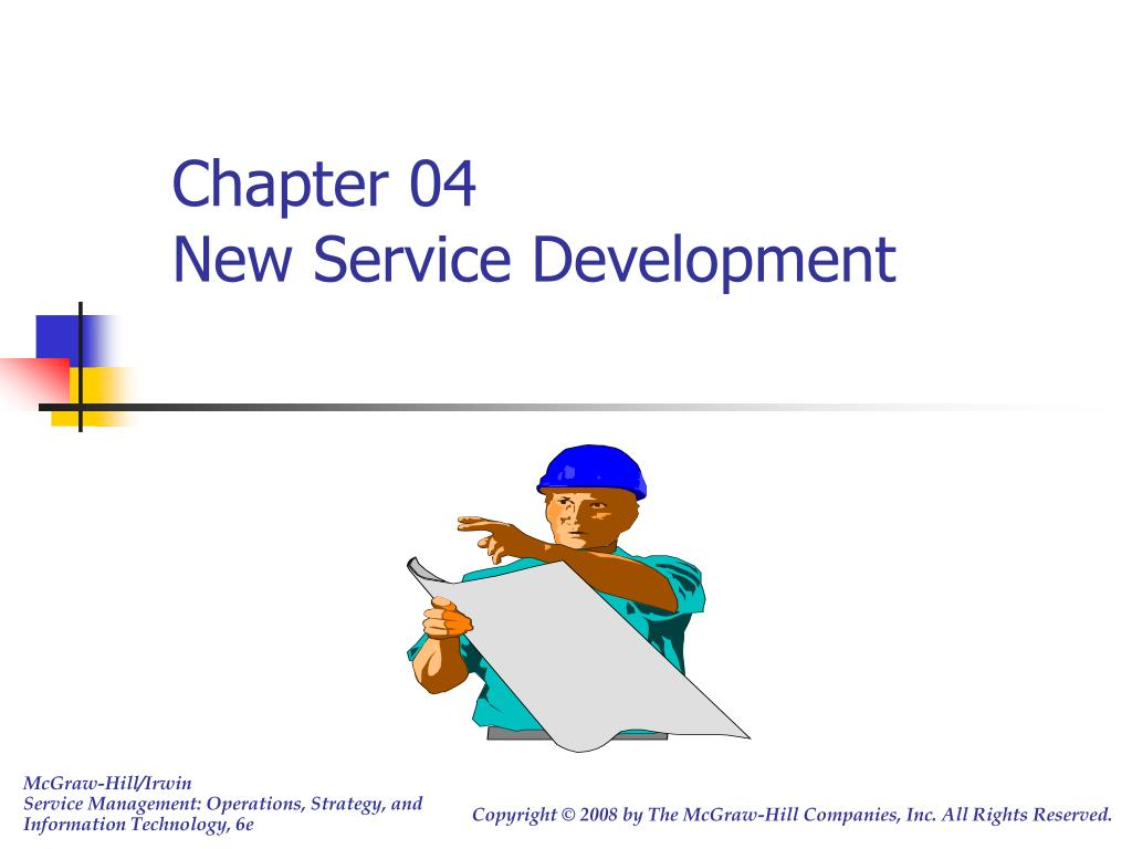 chapter 04 new service development l.