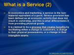 what is a service 2