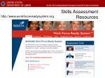 skills assessment resources44