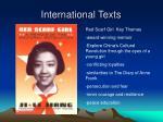 international texts22