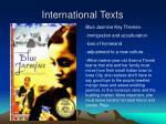international texts24