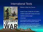 international texts27