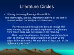 literature circles47