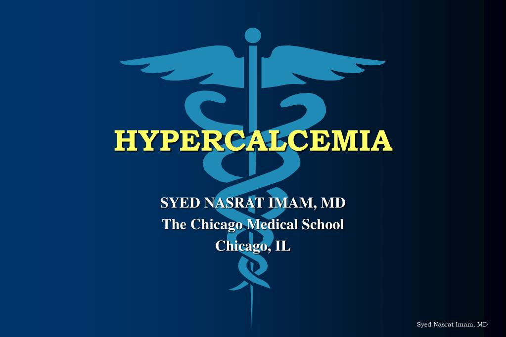 hypercalcemia l.