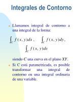 integrales de contorno48