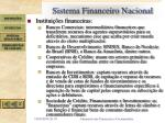 sistema financeiro nacional25