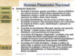 sistema financeiro nacional26