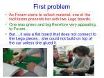 first problem