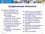conglomerado financiero