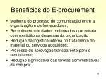 benef cios do e procurement