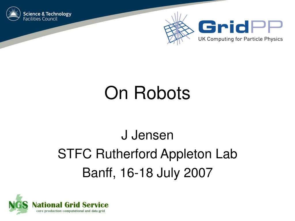 On Robots