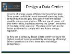 design a data center3