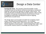 design a data center4