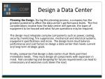 design a data center5