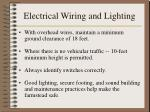 electrical wiring and lighting57