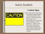 safety symbols90