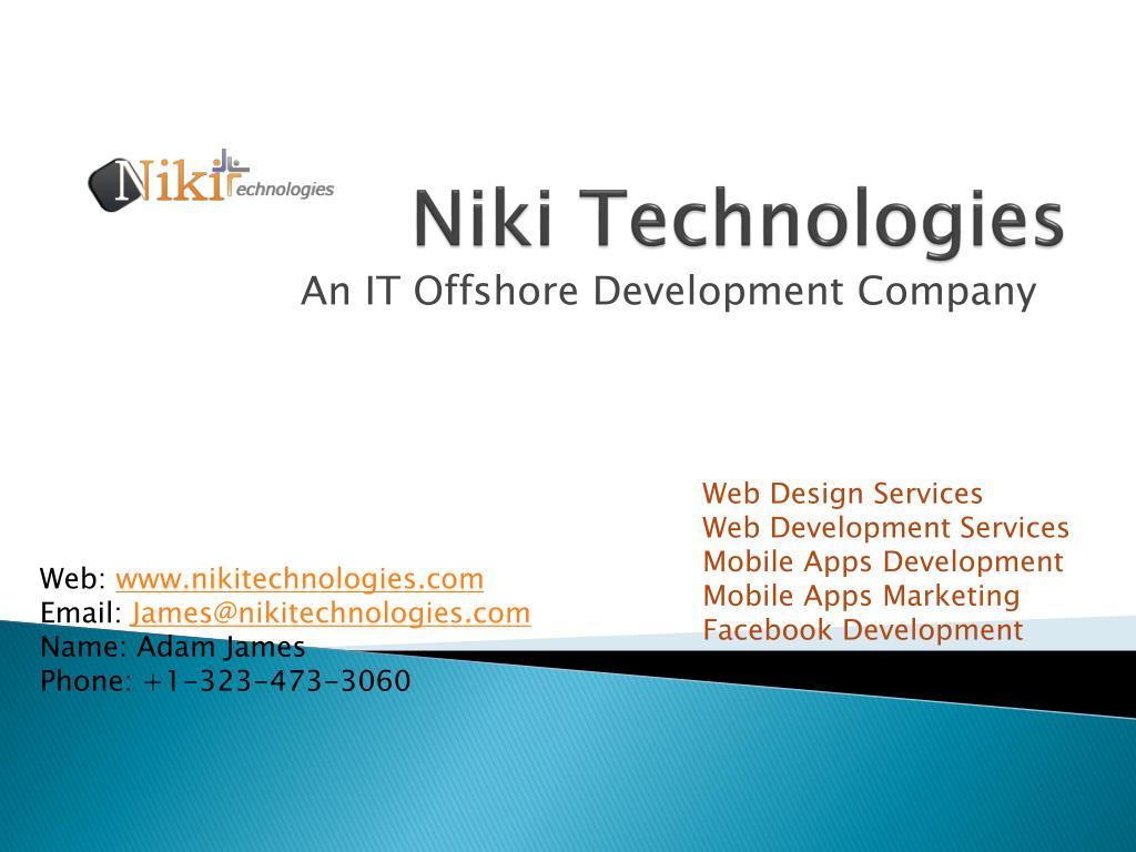niki technologies l.