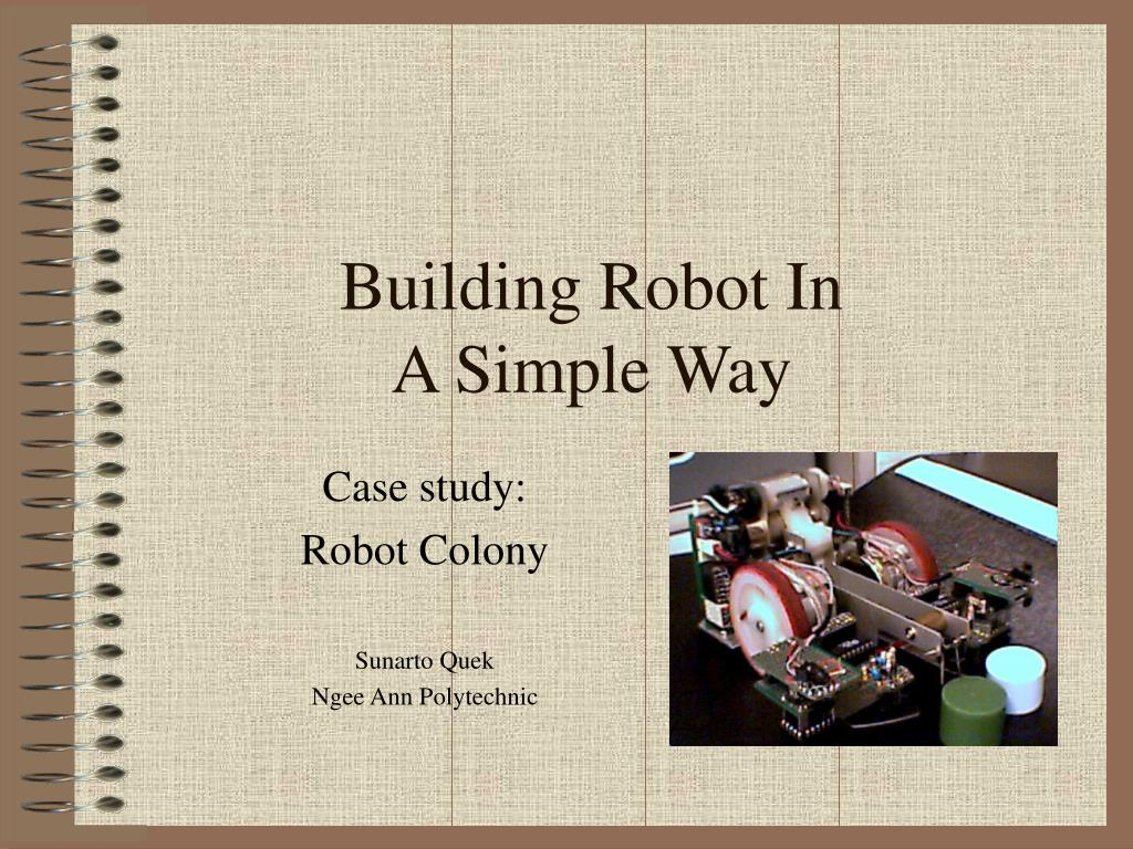 building robot in a simple way l.