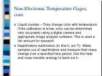 non electronic temperature gages cont