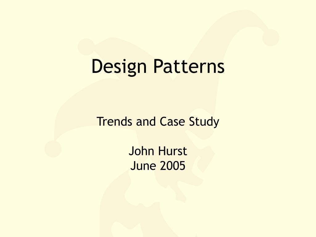 design patterns l.