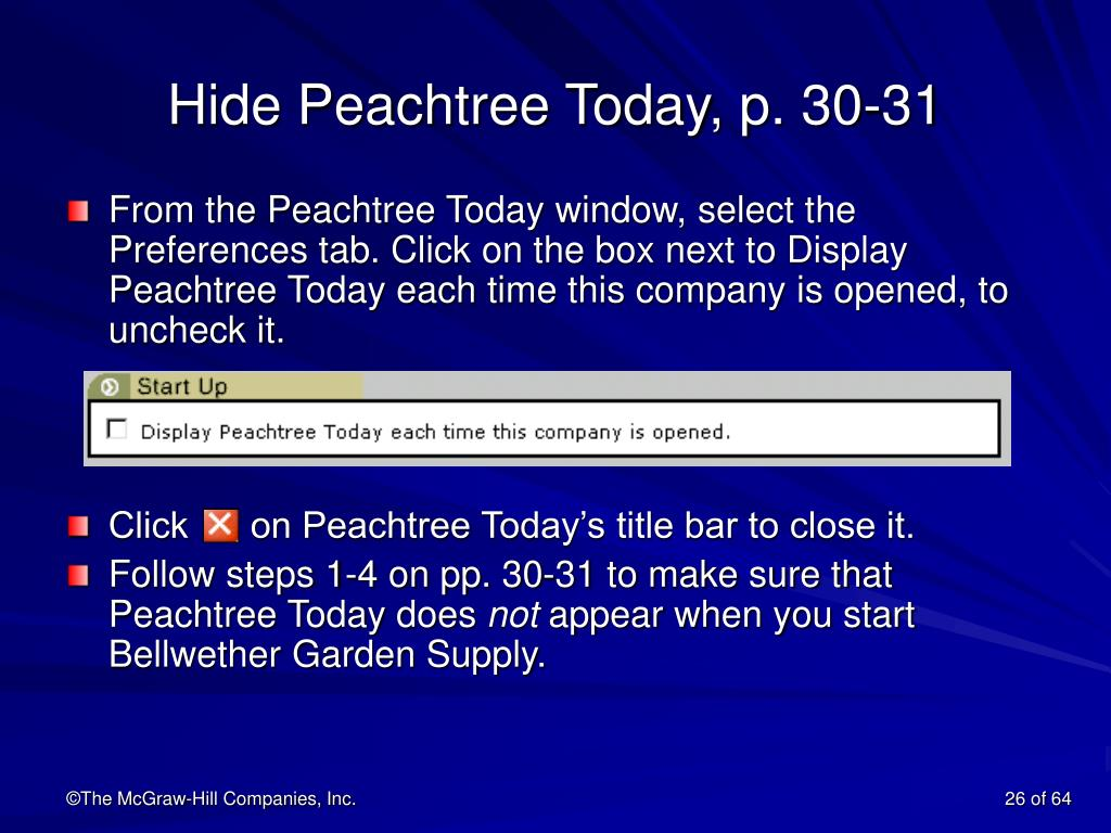 Hide Peachtree Today, p. 30-31