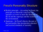freud s personality structure11