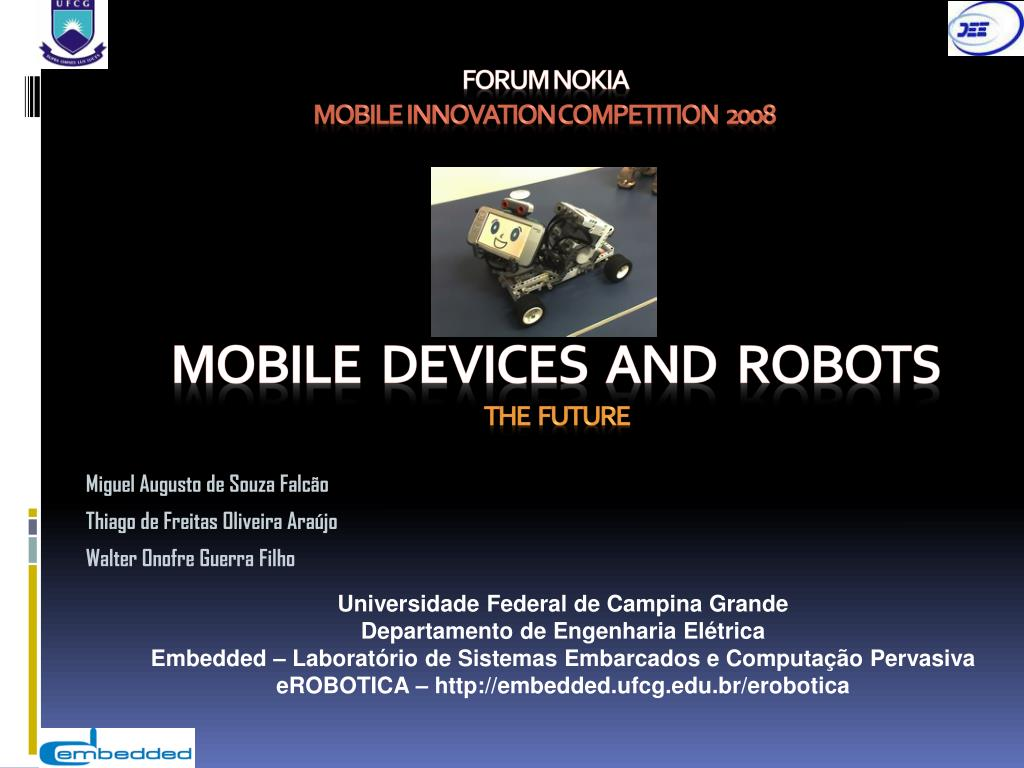 forum nokia mobile innovation competition 2008 l.