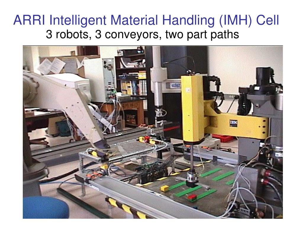 ARRI Intelligent Material Handling (IMH) Cell