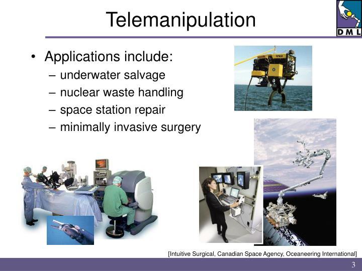 Telemanipulation3