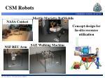 csm robots