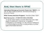 and then there is ofac37